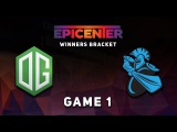 OG vs. Newbee - Game 1 @ Epicenter Moscow