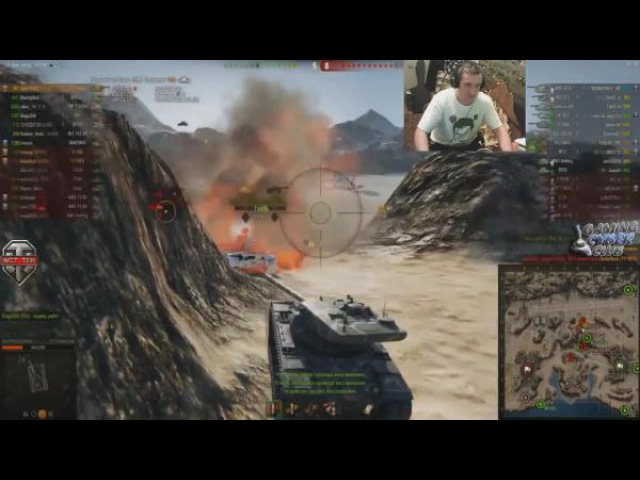 World of Tanks Stiks Бомбит 4. секрет джова и море анекдотов