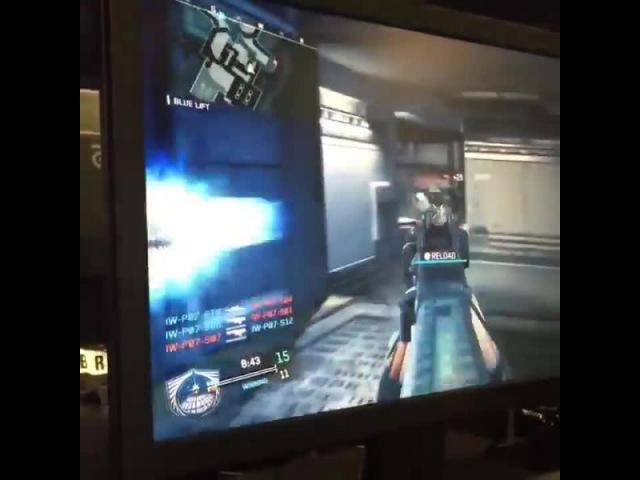 Call of Duty: Infinite Warfare Геймплей за снайпера