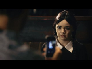 Adult Wednesday Addams: Internet Date [S1, Ep 3]