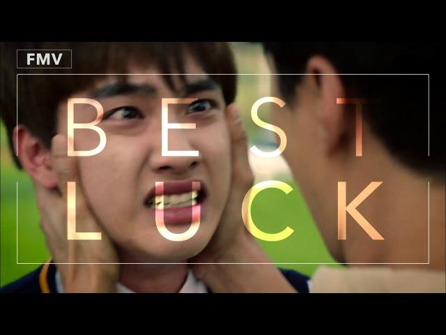【ITS OK,ITS LOVE OST】CHEN「BEST LUCK」MV EXO D.O.ver.