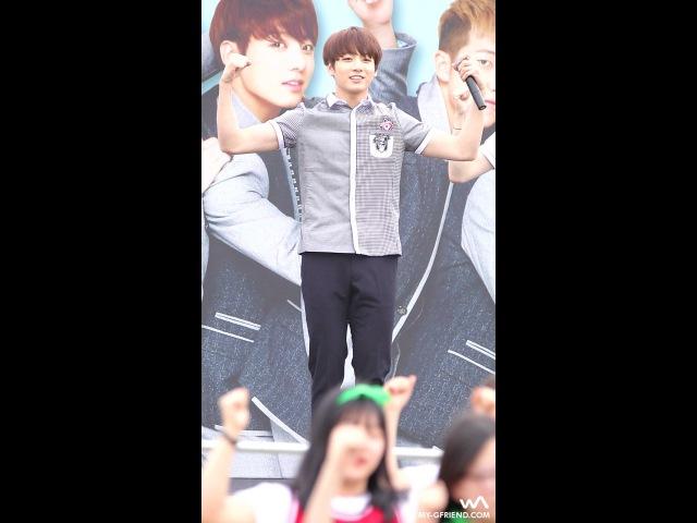 160604 방탄소년단(BTS) 정국 - FAMILY 플래시몹 @스마트 가족사랑의 날 캠페인 직캠/Fancam by -wA-