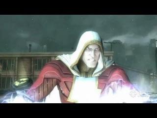 Injustice: Gods Among Us - The Flash vs. Shazam