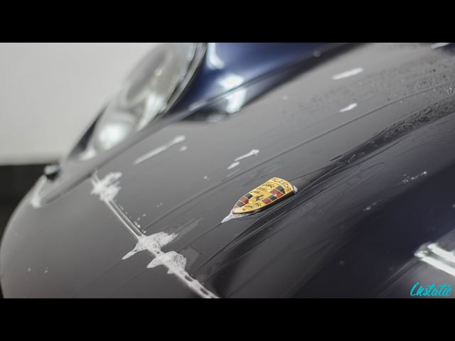 The Art of Detailing   Porsche 993 Carrera 4 By: Detail Point