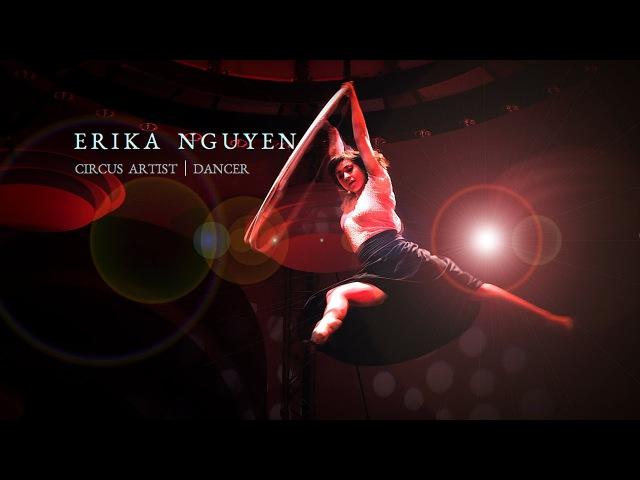Erika Nguyen Aerial Hoop