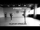 Fyrsta - Olafur Arnalds  Contemporary choreography by Yana Abraimova  D.side dance studio