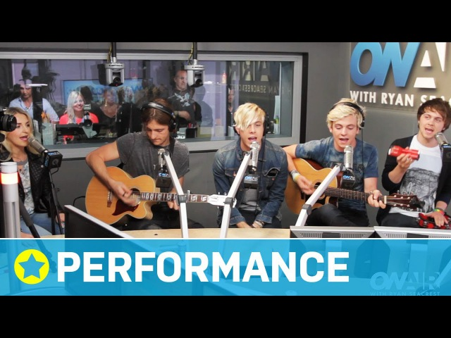 R5 Perform I Can't Forget About You I Performance I On Air with Ryan Seacrest