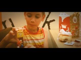 McDonald's Kherson Factory Trailer