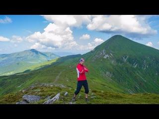 Поход в Карпаты 2015 (промо-ролик для dm-travels.com.ua)