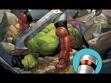 КомиксМнение: The Totally Awesome Hulk #2 - #4 (Халк - Амадей Чо)