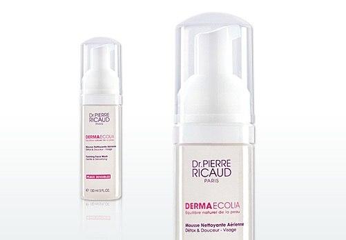 Пенка для умывания dr.pierre ricaud derma ecolia Чувствительная кожа отзывы.