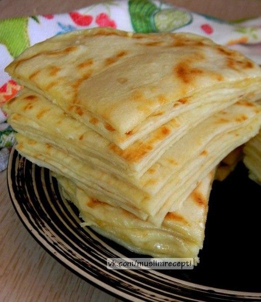 Рецепт хычины с сыром и картофелем с пошагово в