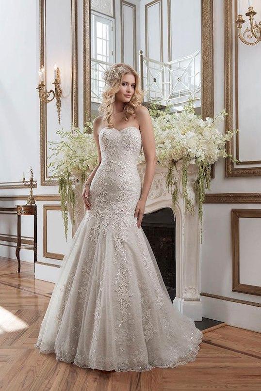 yCEZHrY UY8 - Свадебные платья от Justin Alexander