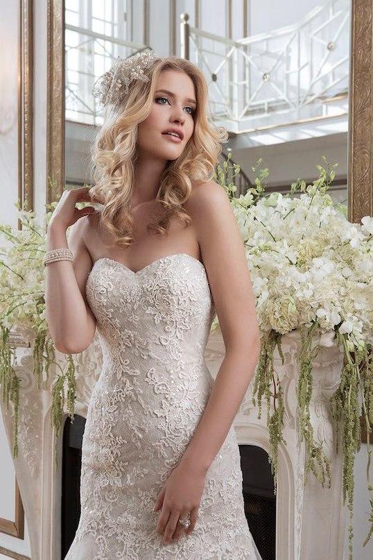 XawSV6G9Dto - Свадебные платья от Justin Alexander