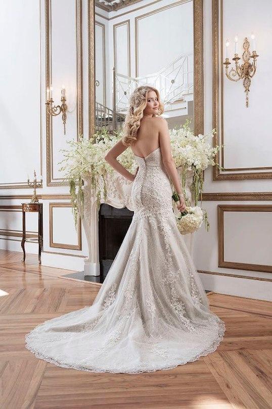8kbpNbmiOlg - Свадебные платья от Justin Alexander