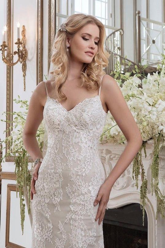S CeG98xuNk - Свадебные платья от Justin Alexander
