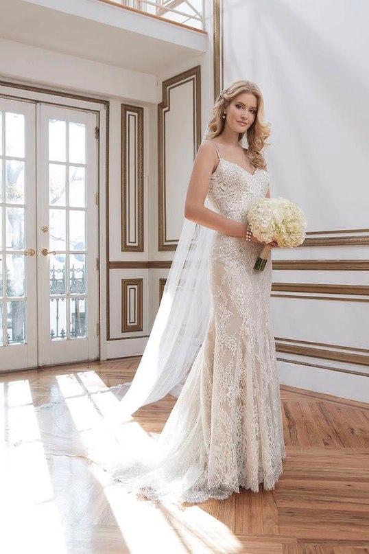 fntq5LJbS5I - Свадебные платья от Justin Alexander