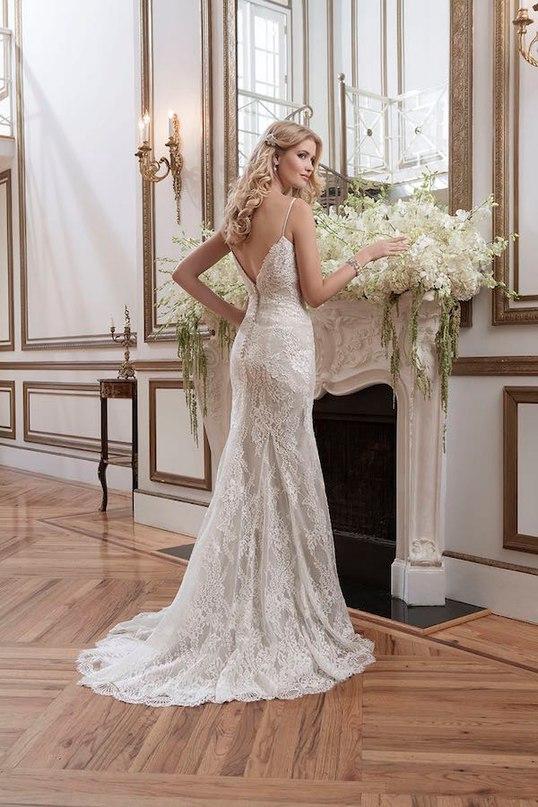 bOGt1Me1uuo - Свадебные платья от Justin Alexander