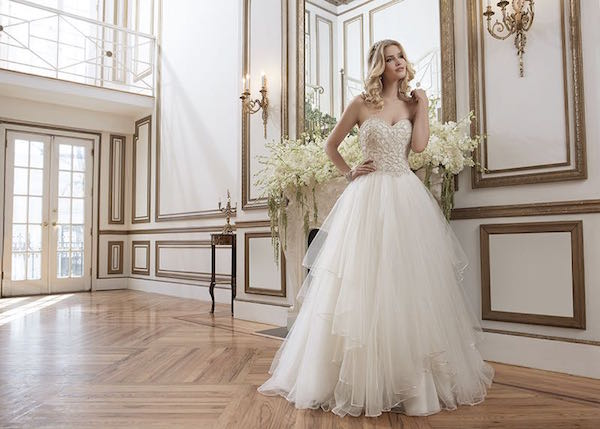 KqlnZj9QJco - Свадебные платья от Justin Alexander
