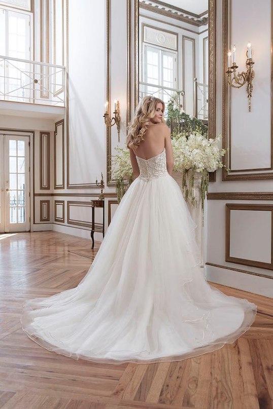 DvCKkX6a0m8 - Свадебные платья от Justin Alexander