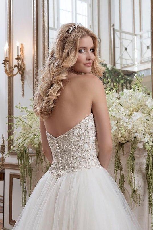 xUoaBWo9SVw - Свадебные платья от Justin Alexander
