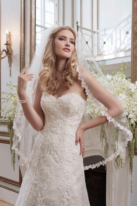 nJ9OR4wZ2Zc - Свадебные платья от Justin Alexander