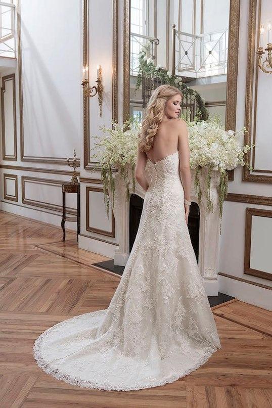 8N6TUn7XCUQ - Свадебные платья от Justin Alexander