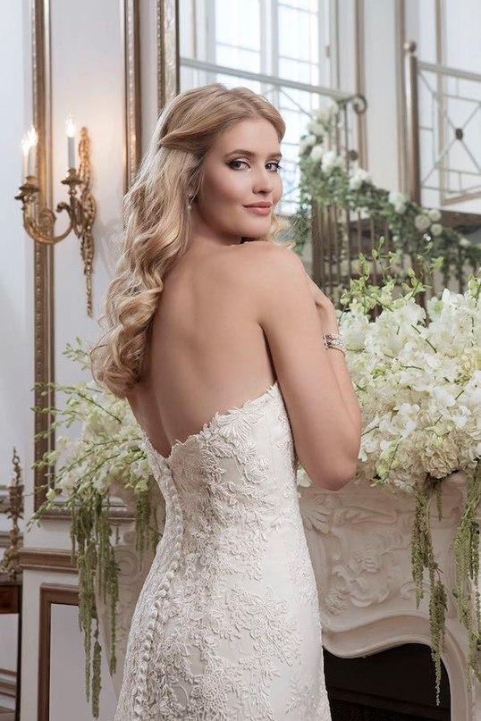 WGAFhWLUPks - Свадебные платья от Justin Alexander
