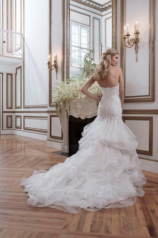 qHVtX5O1GIo - Свадебные платья от Justin Alexander