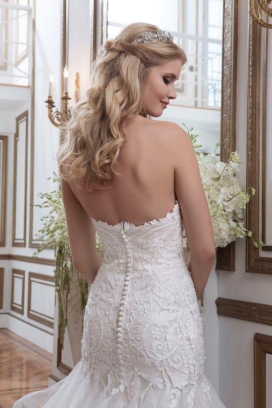 raCR GIuZ50 - Свадебные платья от Justin Alexander