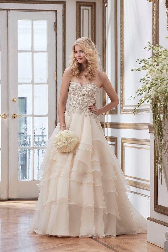 U9wyrE C2dc - Свадебные платья от Justin Alexander