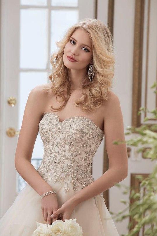 U v9TIH20fE - Свадебные платья от Justin Alexander