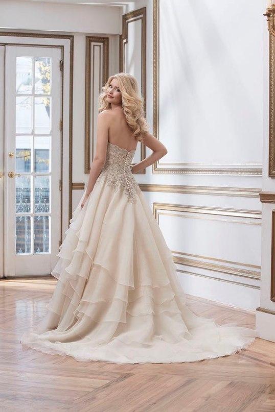 yO6JHuzdvuk - Свадебные платья от Justin Alexander