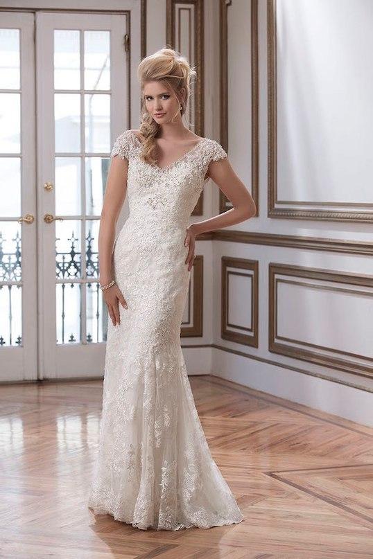1yz3fm5d7aA - Свадебные платья от Justin Alexander