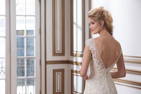 l6nFDQjrPmg - Свадебные платья от Justin Alexander