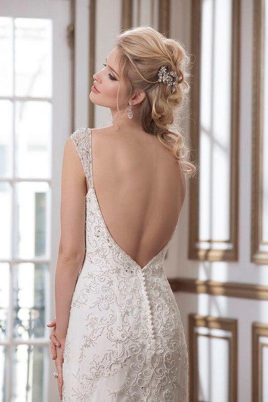 dFvoRlLzojE - Свадебные платья от Justin Alexander