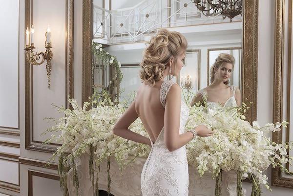 DEs2TNNTV74 - Свадебные платья от Justin Alexander