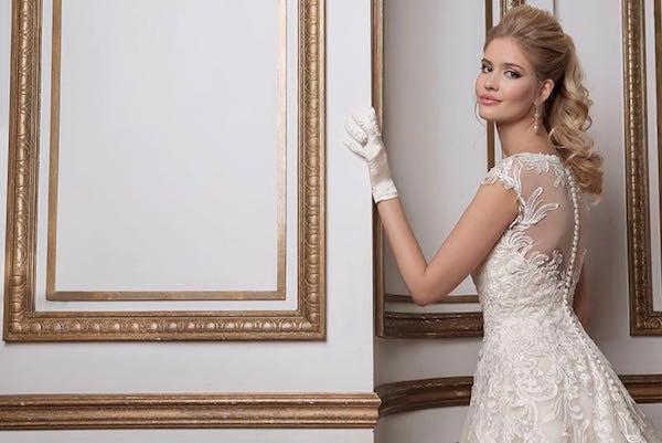 xl4iG7 YP8s - Свадебные платья от Justin Alexander