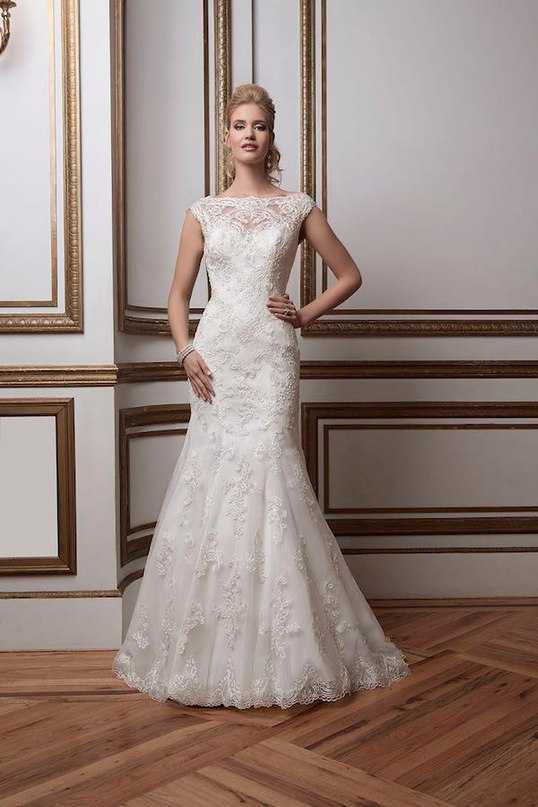 XewP43JxYXU - Свадебные платья от Justin Alexander