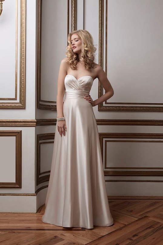 M3mx1hKrsMg - Свадебные платья от Justin Alexander