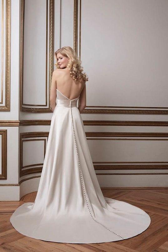 K59jwjUk38A - Свадебные платья от Justin Alexander