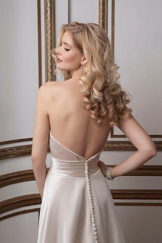 LrwPadIdbF4 - Свадебные платья от Justin Alexander