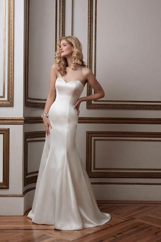 P5P3YGwpqso - Свадебные платья от Justin Alexander