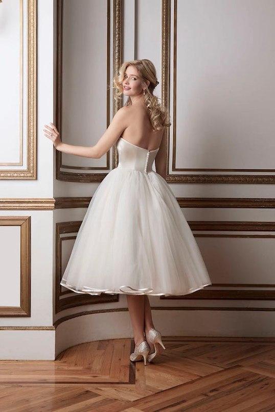 bv0DlJ 1r k - Свадебные платья от Justin Alexander