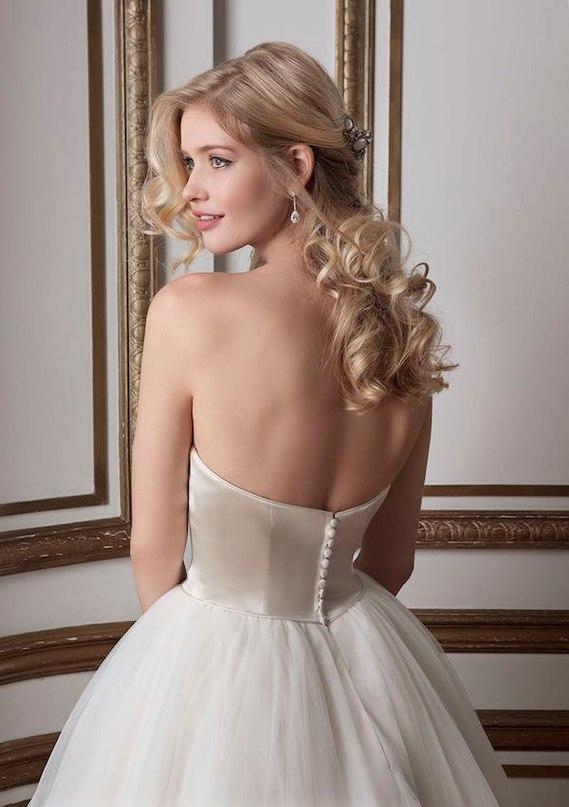 2ycbOlwNU s - Свадебные платья от Justin Alexander