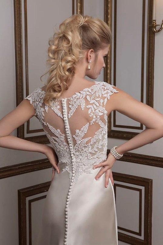 rGtfhqBppOg - Свадебные платья от Justin Alexander