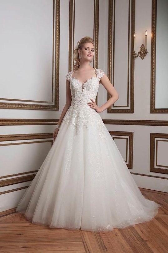 HfgxMbIq0vU - Свадебные платья от Justin Alexander