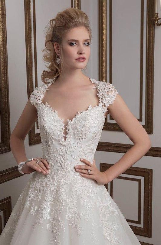 MNK HBnsVlw - Свадебные платья от Justin Alexander