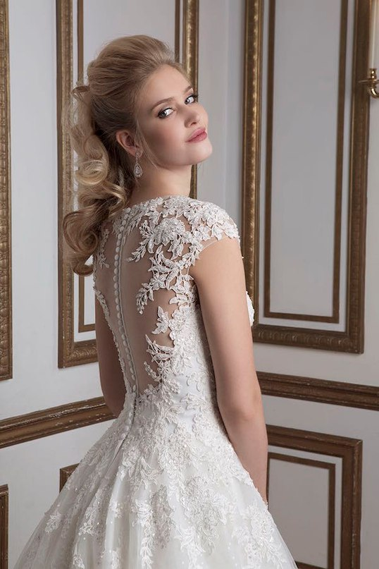 95UsXq1EU1c - Свадебные платья от Justin Alexander