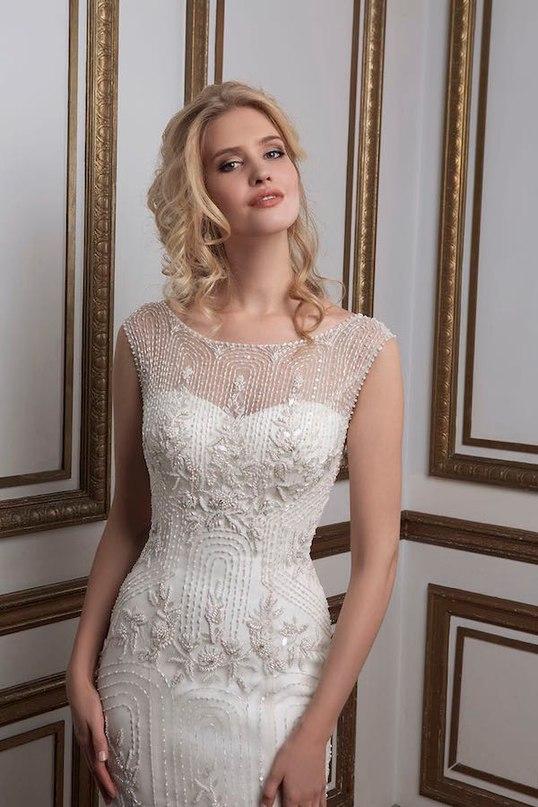 htcFu6 ndN4 - Свадебные платья от Justin Alexander